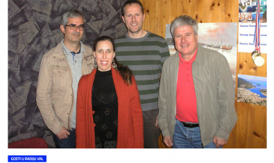 In the radio program Val scientists of the Institute of Oceanography and Fisheries in Split